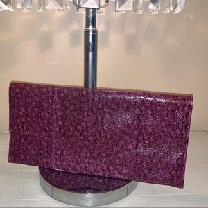 Urban Expressions Purple Clutch